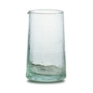 KESSY, Carafe sans anse en verre soufflé